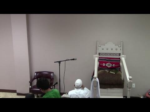 MIC Live Taraweeh 2018 - Reciter: Imam Mahmoud Abdel Hady