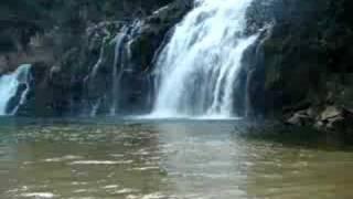 Cachoeira Maria Augusta em São João Batista do Gloria - MG