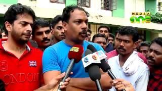 Three injured in bomb explosion at Kuttiyadi in Kerala