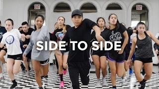 Side To Side (Dance Video) - Ariana Grande feat. Nicki Minaj | @besperon Choreography #SideToSide