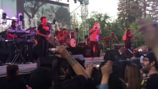 Protoge- I&I live @Woodward Park Fresno Ca 2016