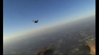 JULIAO FIRST SKYDIVING video!.wmv