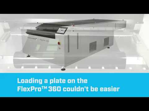 FlexPro 360 Ergonomic feed table