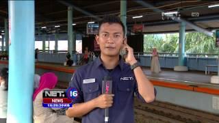 Live Report Dari Stasiun Juanda, Jakarta Terkait Tarif Baru KRL - NET16