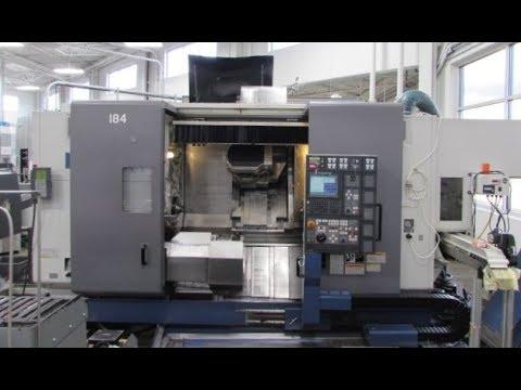 Mori Seiki MT-2000SZ Multi Axis Turning Center w/ Sub Spindle