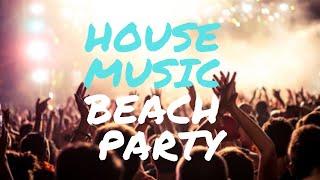 House Music, Saxo live show-Dolce Vita Beach Party-DJ Frank Nicolas