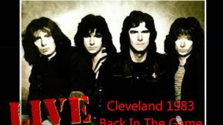Fastway - Back In The Game (live 1983)