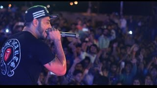 RAFTAAR Live performance at Kota in Desi SWAG Night - RD Events - Morvi Group