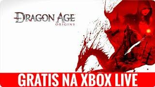 Dragon Age Origins XBOX 360 GRÁTIS XBOX LIVE GOLD 16 DE JUNHO 2017 GAMESWITHGOLD