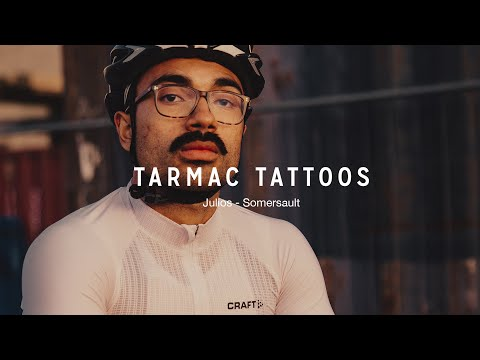 Tarmac Tattoos | Julio - Somersault