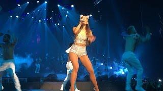 Ariana Grande - Break Free -  Honeymoon Tour - Live Zenith  Paris