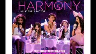 "Fifth Harmony ""Let It Be"" [THE X FACTOR LIVES ALBUM] 'Track 12'"