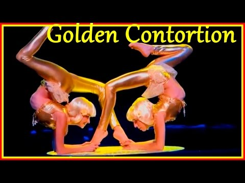Extremely Talented Golden Girls And Other Pieces Of  Art Of Contortion