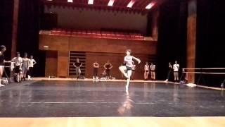 Sodai Hanamura in Don Quixote at IBStage 2013.