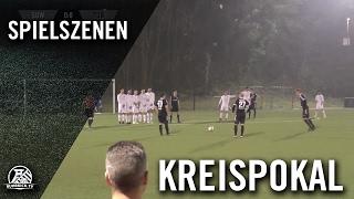 SG Welper - DJK TuS Hordel (Viertelfinale, Kreispokal Bochum) - Spielszenen | RUHRKICK.TV