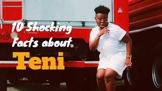 10 Shocking Facts About Teni You Probably Didn't Know