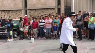 bailando pachuco en juarez
