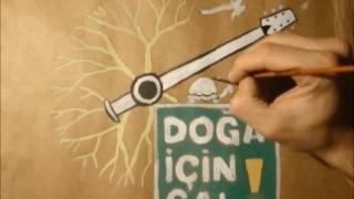 DOĞA İÇİN ÇAL! 3-Onur Bekiroğlu Çizimi
