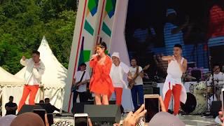 Bunga Citra Lestari - Ingkar (live Hut BNI ke 72 Senayan)