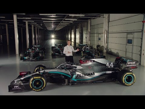 The 2020 Mercedes F1 Car Explained!