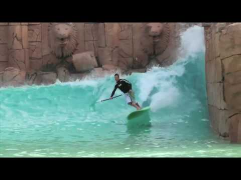 Coreban Stand Up Paddle Surfing Invitational SUP at Sun City