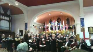 Killigrew Singers - Merrie England, Entrance of Queen Elizabeth