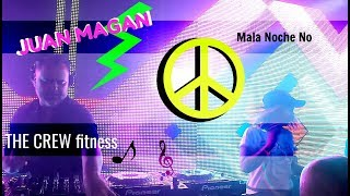 Juan Magan - Si No Te Quisiera ft. Belinda / LIVE in Tijuana / THE CREW dance studio by Sergio Ojeda