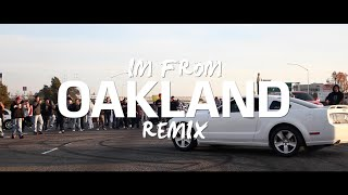 Young Chop - Im From Oakland Remix Ft Keak Da Sneak