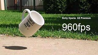Sony Xperia XZ Premium Slow Motion 960fps 2