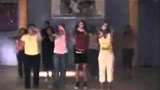 El baile de la Macarena cristiana !!!