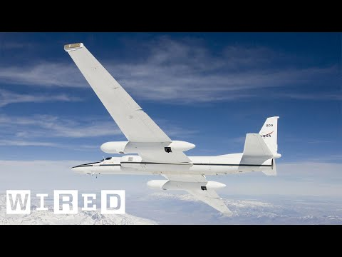 Suit Up and Fly High in NASA's Science Spy Plane | WIRED