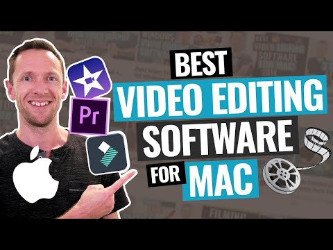 Best Video Editing Software for Mac - 2020!