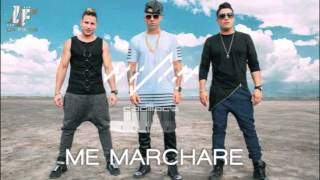 Los Cadillacs Ft. Wisin - Me Marchare (Prod. By Lunny Tunes Y Mambo Kingz)