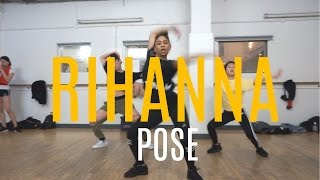 RIHANNA - POSE CHOREOGRAPHY BY ALETA THOMPSON
