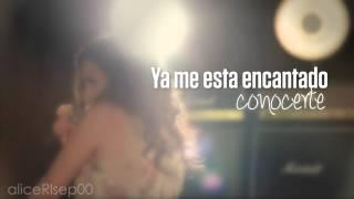 Paty Cantú - Suerte (lyrics)