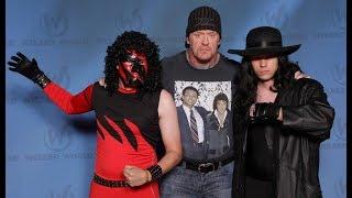 HORRIBLE The Undertaker CAMBIA SU NOMBRE