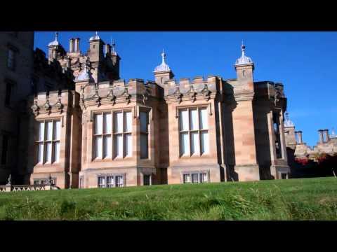 Floors Castle Borders Of Scotland
