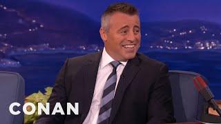 Matt LeBlanc Teaches Conan Massachusetts Slang