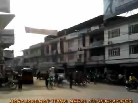 NARAYANGHAT TOWN, NEPAL