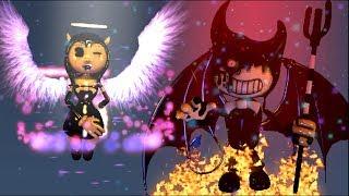 BATIM(SFM):The Devil's Remix: Devil's Swing by Fandroid Mashup by Flint 4K