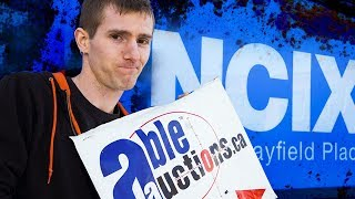 NCIX Bankruptcy Auction - Day 1 width=