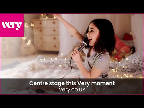 very.co.uk & Very Discount Code video: Centre stage this Very moment