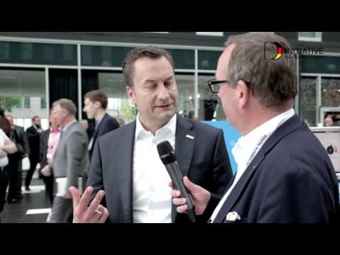 Interview mit Herr Dr. Elmar Pritsch, President & CIO Corporate Sector bei der Robert Bosch GmbH