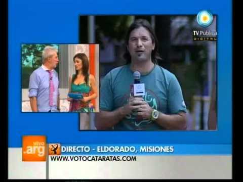 Vivo en Argentina – Eldorado, Misiones – 09-11-11 (1 de 6)
