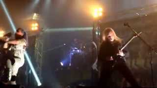 Arch enemy live in Bangkok #4 You will know my name
