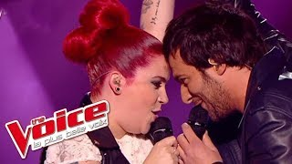 The Voice 2014 │Amir et Manon - The Time of my Life (Bill Medley & Jennifer Warnes)│Demi Finale