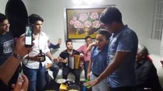 Samuel Miguel hijo de Kaleth Morales