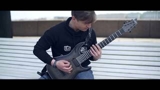 Keith Merrow - Pillars of Creation (Niks Guitar Cover)