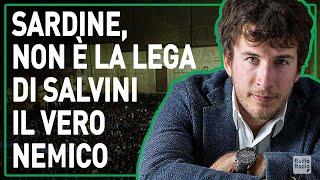 MOVIMENTO DELLE SARDINE LOTTA INUTILE CONTRO LEGA E SALVINI. HANNO SBAGLIATO NEMICO - Diego Fusaro