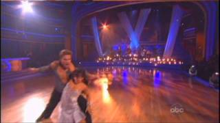 "DWTS - The Band Perry ""If I Die Young"" w/ Louis & Karina"
